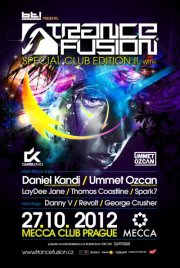 Trancefusion  Prague