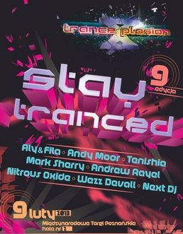 Trance Xplosion 2013 - Stay Tranced!