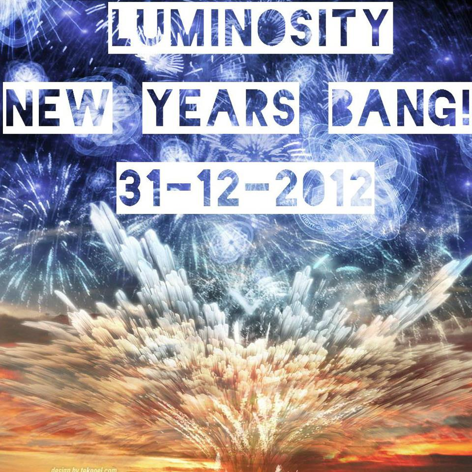 Luminosity New Years BANG!