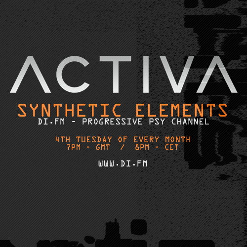 Activa - Synthetic Elements 018 - Live From ADE | Progressive Psytrance