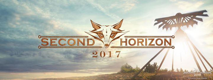 Second Horizon Festival - A Psychedelic Journey  23 - 26 June, Germany